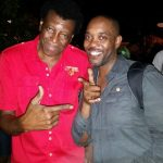 Seani B With Father Pow Of Stone Love